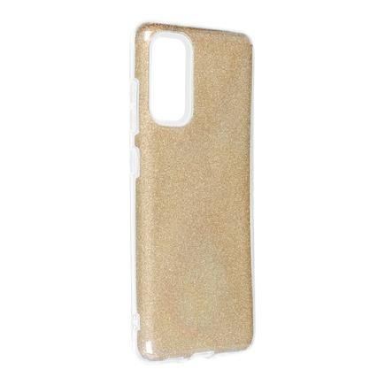 Pouzdro Shining Samsung Galaxy S20 / S11e zlaté