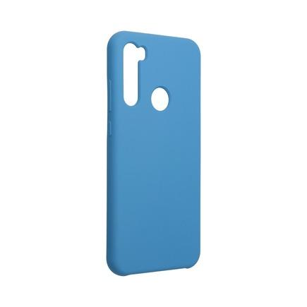 Pouzdro Silicone Xiaomi Redmi Note 8T modré