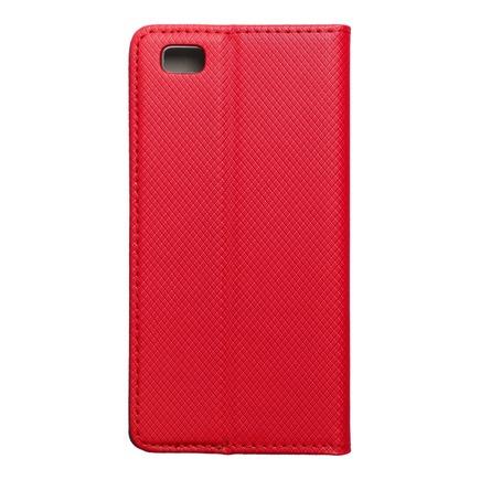 Pouzdro Smart Case book Huawei P8 Lite červené