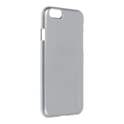 Pouzdro i-Jelly Mercury iPhone 6 / 6S šedé
