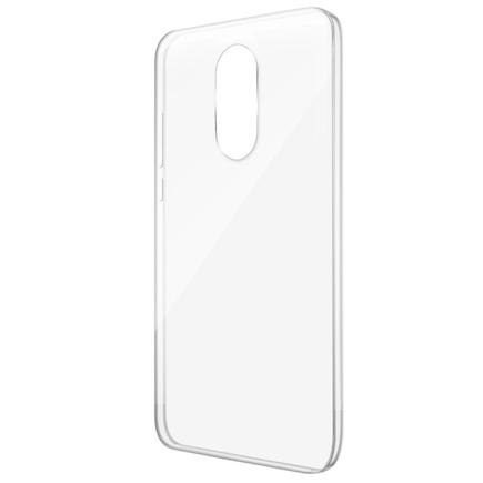 Gelové pouzdro Ultra Slim Huawei P9 Lite 2017 průsvitné