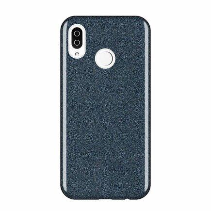 Glitter Case lesklé pouzdro s brokátem Samsung Galaxy A50s / Galaxy A50 / Galaxy A30s černé