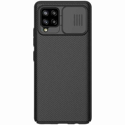 Nillkin CamShield Zadní Kryt pro Samsung Galaxy A42 Black