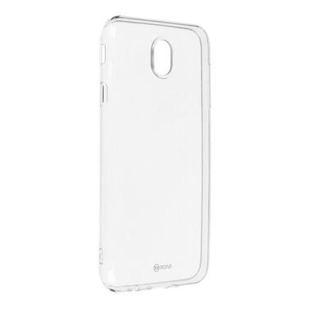 Pouzdro Jelly Roar Samsung Galaxy J7 2017 průsvitné