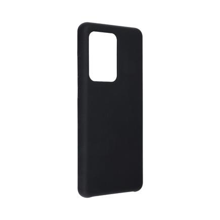 Pouzdro Silicone Samsung Galaxy S20 Ultra / S11 Plus černé