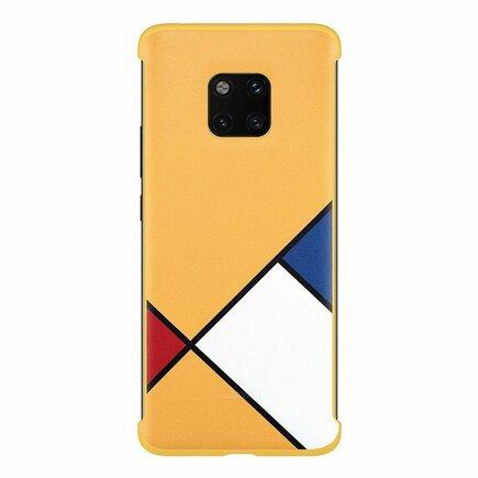 Protective Cover pouzdro Huawei Mate 20 Pro žluté (51992767)