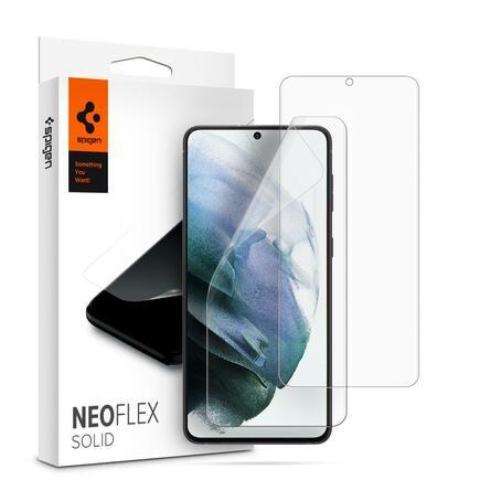 Spigen hydrogelová fólie Neo Flex Solid Galaxy S21