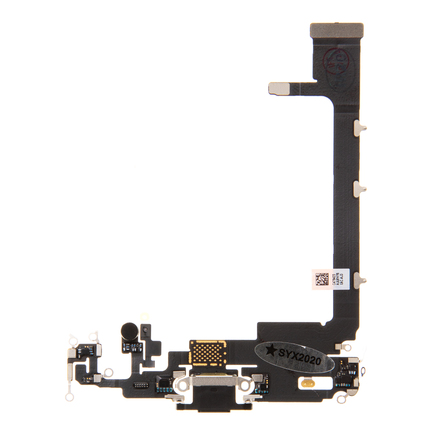 11 Pro Max Flex Kabel vč. Dobíjecího Konektoru černý