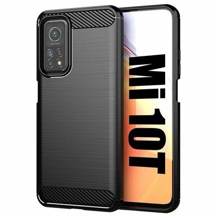 Carbon Case Xiaomi MI 10T / MI 10T Pro black