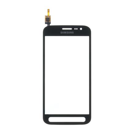 G390 Galaxy Xcover 4 Dotyková Deska černá (Service Pack)