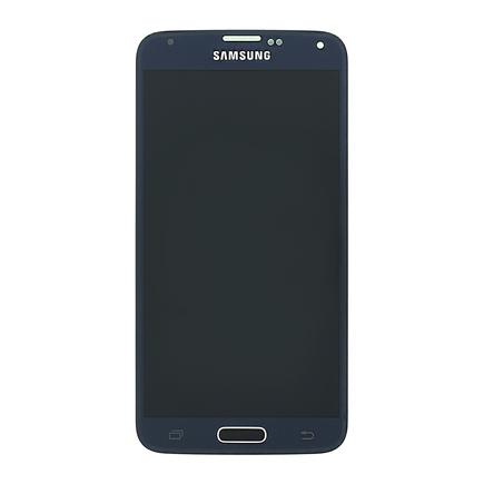Galaxy S5 LCD display černý