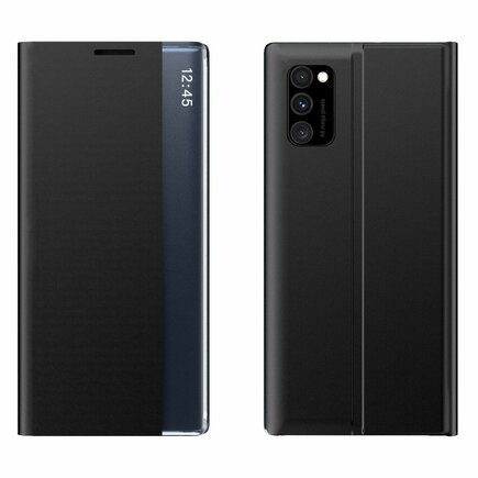 New Sleep Case pouzdro s klapkou s funkcí podstavce Xiaomi Poco M3 / Xiaomi Redmi 9T černé