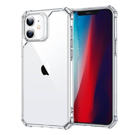 Pouzdro Air Armor iPhone 12 / 12 Pro průsvitné
