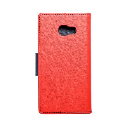 Pouzdro Fancy Book Samsung Galaxy A5 2017 červené/tmavě modré