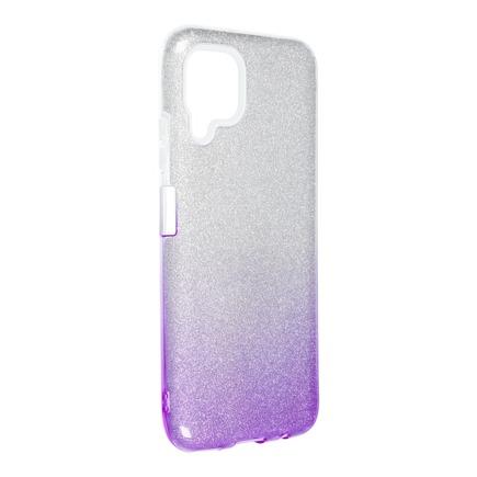 Pouzdro Shining Huawei P40 Lite průsvitné/fialové