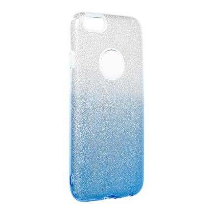Pouzdro Shining iPhone 6 / 6S průsvitné/modré