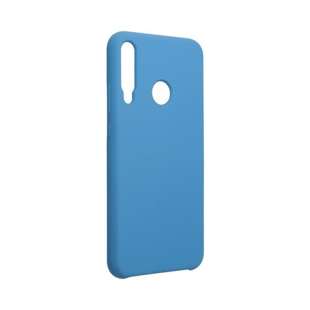 Pouzdro Silicone Huawei P40 Lite E modré