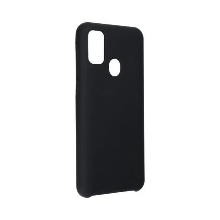 Pouzdro Silicone Samsung Galaxy M21 černé