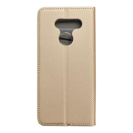 Pouzdro Smart Case book LG K50S zlaté