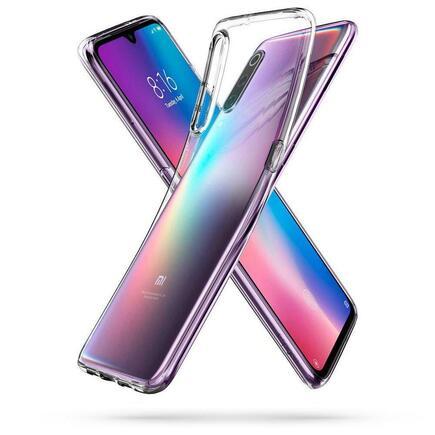 Pouzdro Spigen Liquid Crystal Fit Xiaomi Mi9 průsvitné