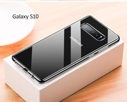 Primary TPU Zadní Kryt transparentní pro Samsung Galaxy S10