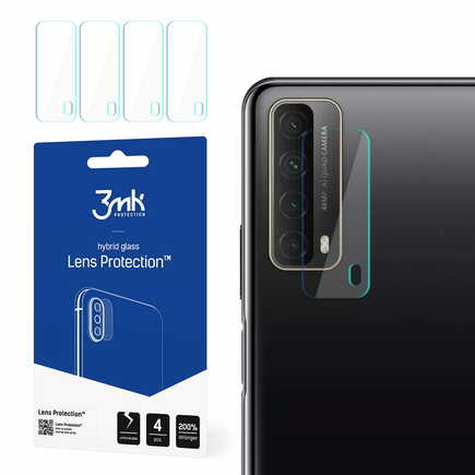 3MK Lens Protect Huawei P Smart 2021 ochrana na objektiv kamery 4ks