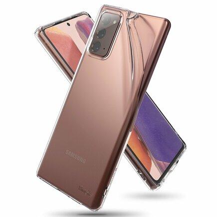 Air ultratenké gelové pouzdro Samsung Galaxy Note 20 průsvitné (ARSG0029)