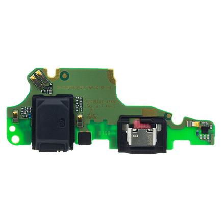 Mate 10 Lite Dobíjecí Flex Kabel vč. microUSB Konektoru (Service Part)
