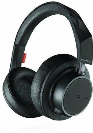 Plantronics Backbeat Go 605 Bluetooth Sluchátka tmavě modrá