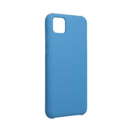 Pouzdro Silicone Huawei Y5P modré