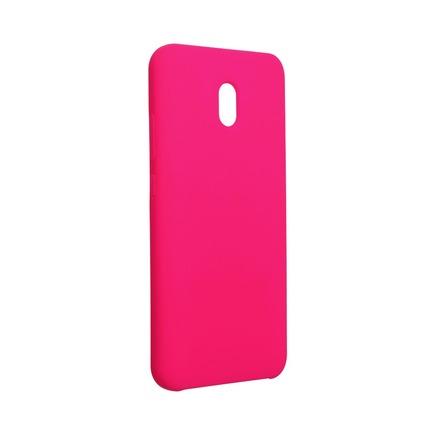 Pouzdro Silicone Xiaomi Redmi 8A růžové