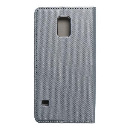 Pouzdro Smart Case book Samsung Galaxy S5 šedé