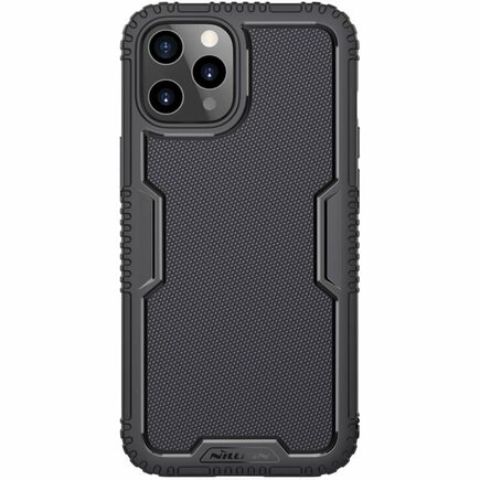 Nillkin Tactics Case Pouzdro pro iPhone 12/12 Pro 6.1 černé