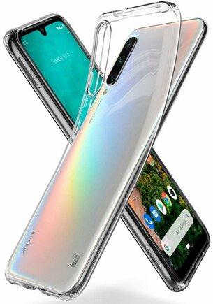 Poozdro Liquid Crystal Xiaomi Mi A3 průsvitné