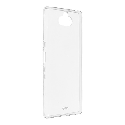 Pouzdro Jelly Roar Sony Xperia 10 Plus průsvitné