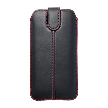 Pouzdro Ultra Slim M4- iPhone X / XS / 11 Pro / Samsung A40/ S10e černé