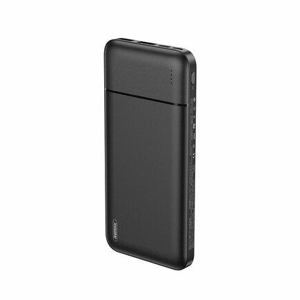 Remax Garie power banka 10000 mAh 2x USB 2,1 A černá (RPP-96 black)