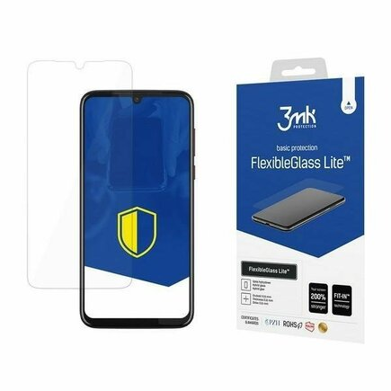 3MK FlexibleGlass Lite Moto G8 Plus hybridní sklo
