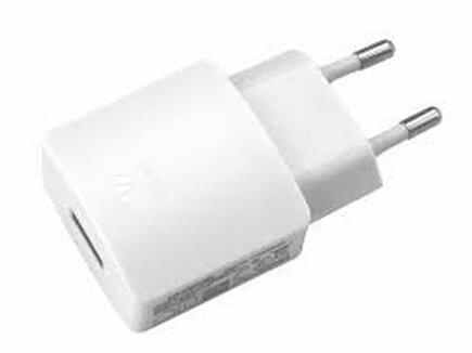 HW-050100E2W USB Cestovní nabíječka bílá (Service Pack)