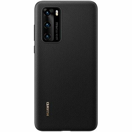 Original Ochranné pouzdro pro Huawei P40 černé (EU Blister)