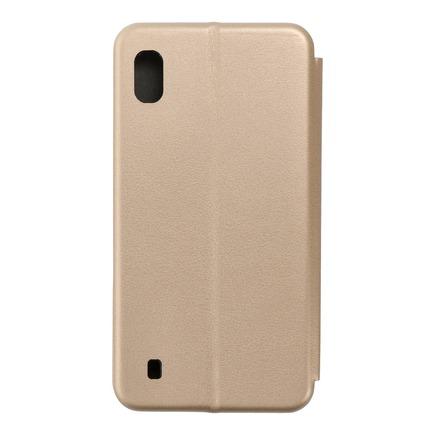 Pouzdro Book Elegance Samsung A10 zlaté
