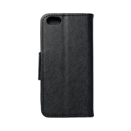 Pouzdro Fancy Book iPhone 5 / 5S / SE černé