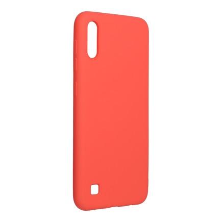 Pouzdro Silicone Lite Samsung Galaxy A10 růžové