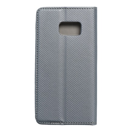 Pouzdro Smart Case book Samsung Galaxy S7 (G930) šedé