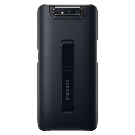 Standing Kryt černý pro Galaxy A80 (EU Blister)