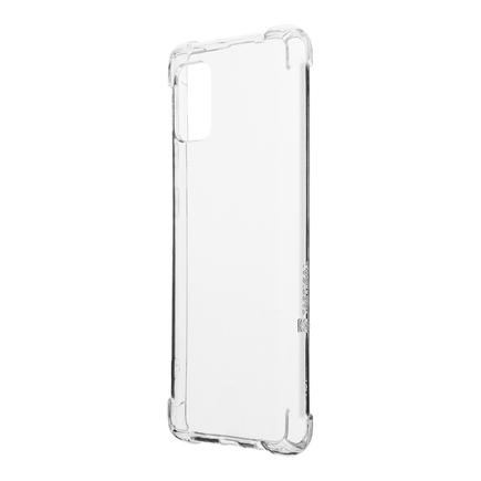 Tactical TPU Plyo Pouzdro pro Samsung Galaxy A31 průsvitné