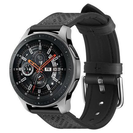 Řemínek Retro Fit Band Samsung Galaxy Watch 46mm černý