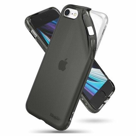 Air ultratenké gelové pouzdro iPhone SE 2020 / iPhone 8 / iPhone 7 černé (ARAP0032)