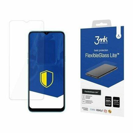FlexibleGlass Lite Realme C3 hybridní sklo Lite