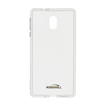 Kisswill TPU Pouzdro pro Huawei P40 Lite průsvitné